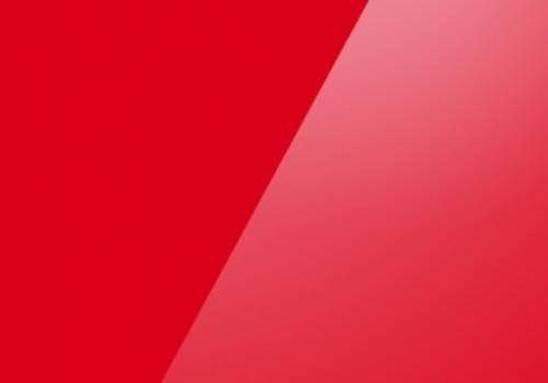 Signální červená