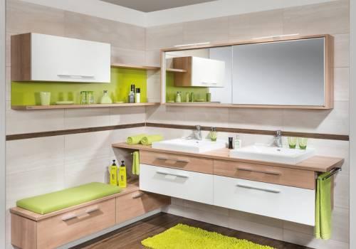 Koupelnový nábytek 114