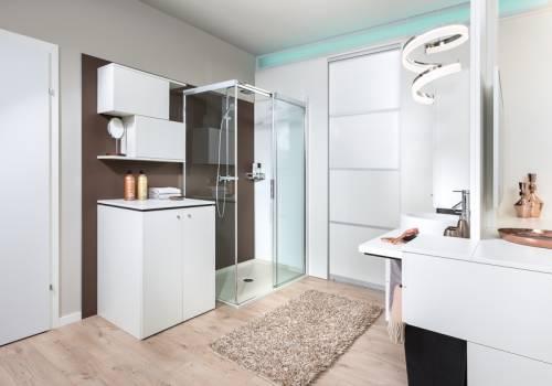 Koupelnový nábytek 122