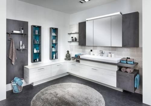 Koupelnový nábytek 127