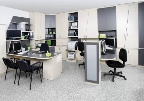 Domácí pracovna / Kancelářský nábytek 5