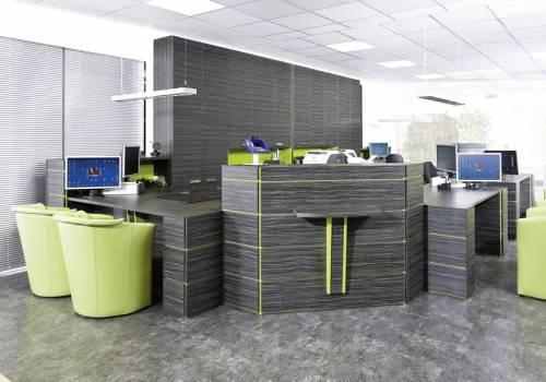 Domácí pracovna / Kancelářský nábytek 8