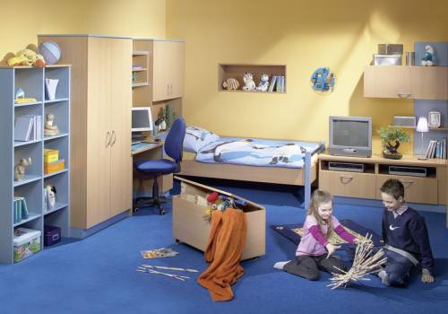 Dětský pokoj 12