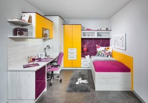 Dětský pokoj / Studentský pokoj 82